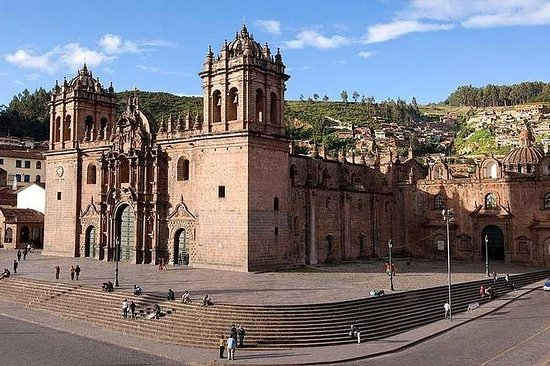 Half-Day City Tour of Cusco