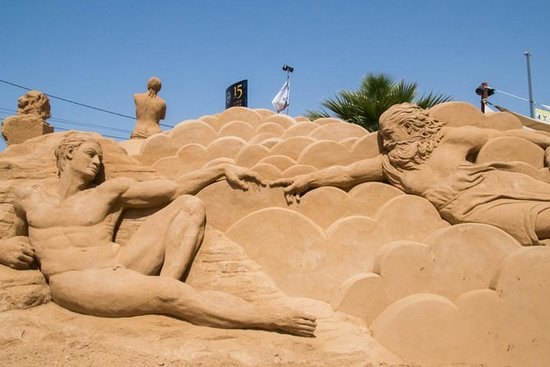 FIESA - International Sand Sculpture...