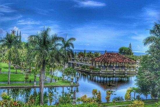 Tours du Palais Royal de l'Est de Bali