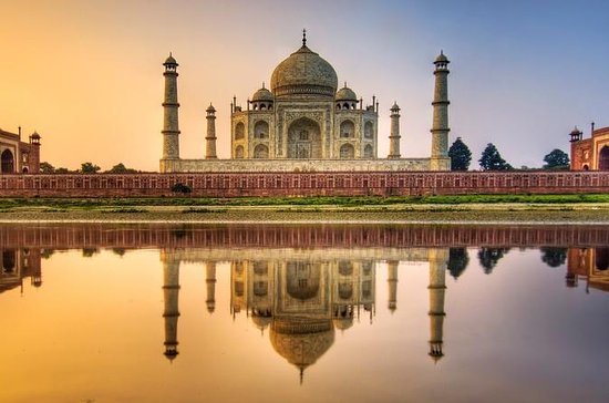 Admisión sin colas en Taj Mahal con...