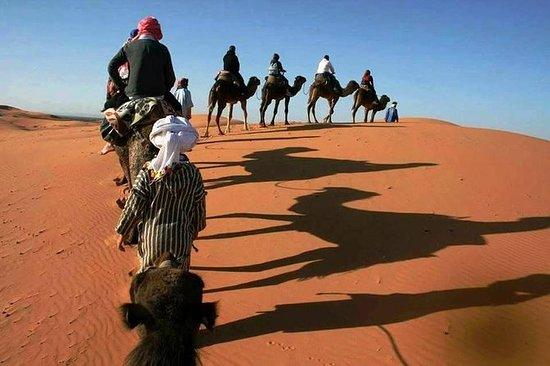 PRIVATE 2 DAYS TOUR TO ZAGORA DESERT...