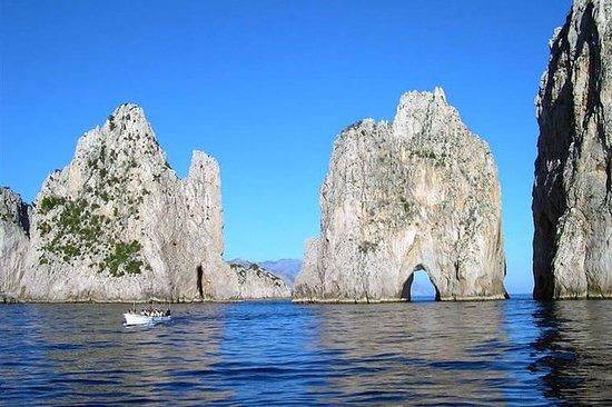 Scopri Capri in barca