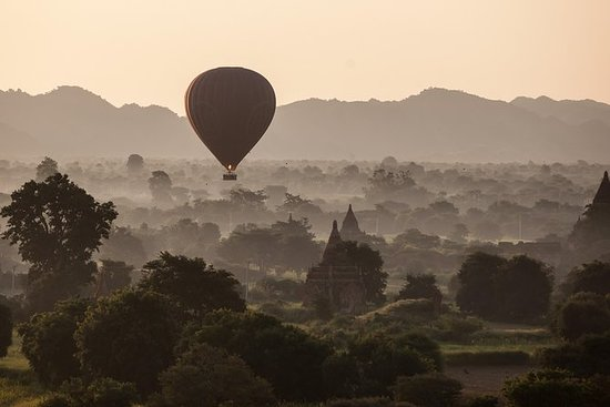 Balloons Over Bagan Premium Flight