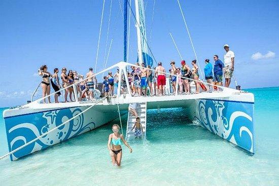 Kitty Katt Catamaran Cruise Turks e...