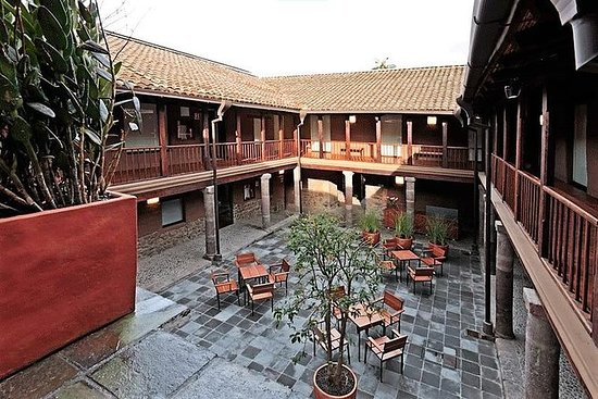 Casa del Alabado Museum van ...