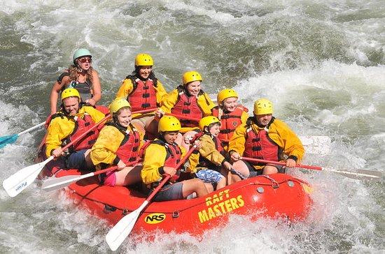 Rafting en aguas rápidas de medio día...