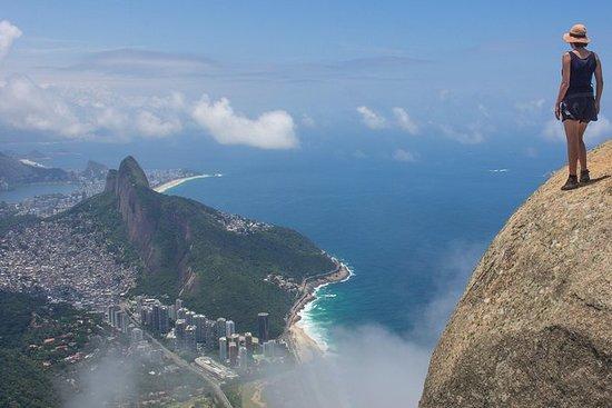 Pedra da Gavea Vandring i Rio de...