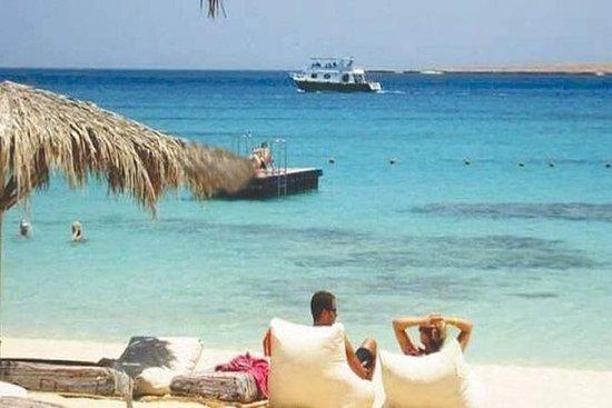 private Tagestour am Strand im Roten...