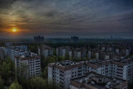 One-Day Tour to Chernobyl from Kiev