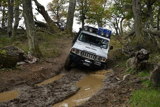 Lakes Offroad 4x4 Experience...