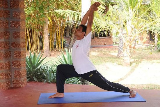 Yoga and meditation experience in...