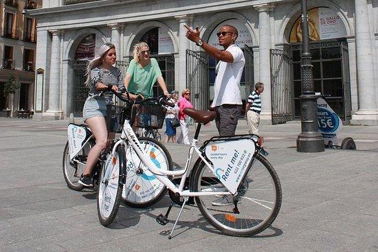Premium fietstocht door Cádiz (2 uur)