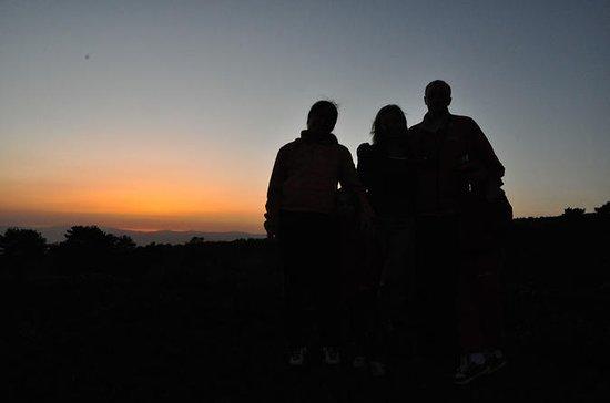 Etna Sunset privéauto en gids vanuit ...