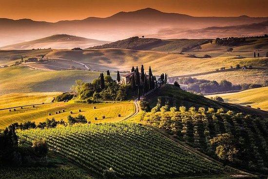 SEMI-PRIVADO: San Gimignano, Chianti...