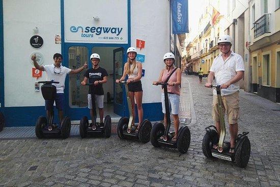 Visite privée en Segway à Cadix (2h)