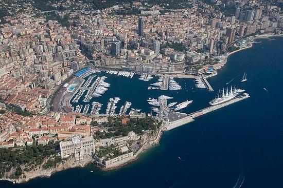 Monaco, Monte Carlo e Eze Borgo