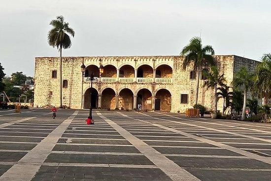 Tour por la ciudad de Santo Domingo...