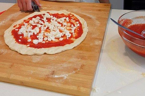 ¡La verdadera pizza italiana!