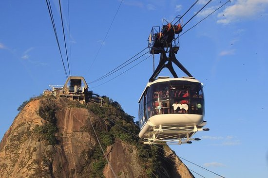 Visite de la ville de Rio de Janeiro : Rio de Janeiro City Tour