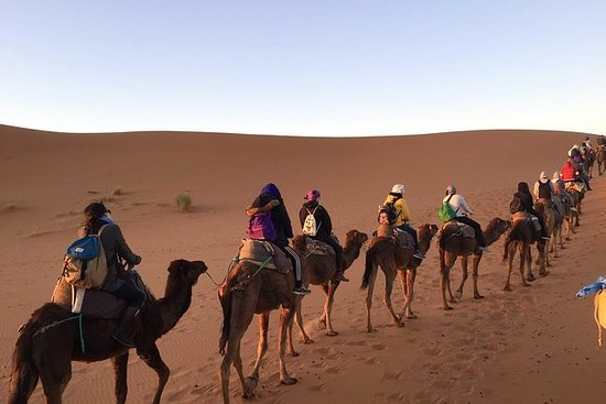 2 días de Eperience del desierto de...