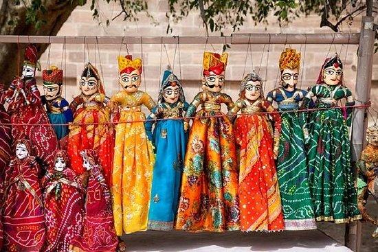 Excursão de meio dia a Jaipur