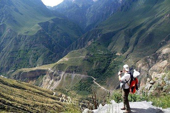 Trekking til Llahuar 3d-2n Arequipa