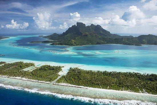 Vôo Sightseeing sobre Bora Bora...
