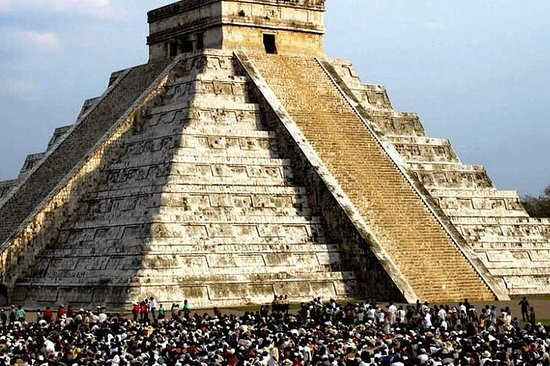 TOUR INCREDIBILE DI CHICHEN ITZA