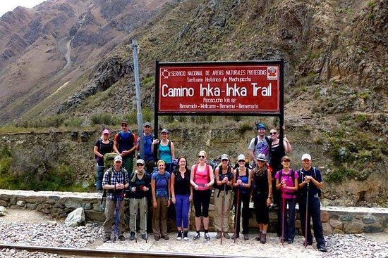 Inca Trail Gruppe 5 Tage - 4 Nächte