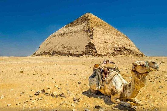 Excursão particular de um dia a Memphis e Dahshur com almoço egípcio...