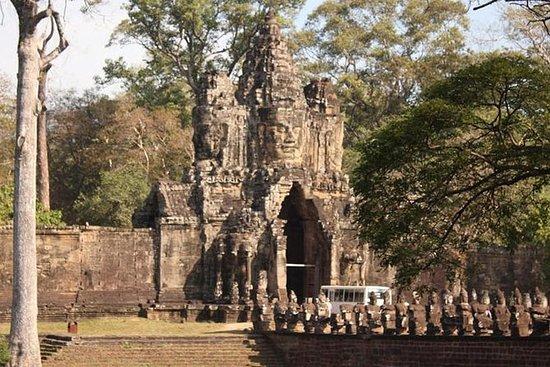 Den beste av Angkor Thom-komplekset...