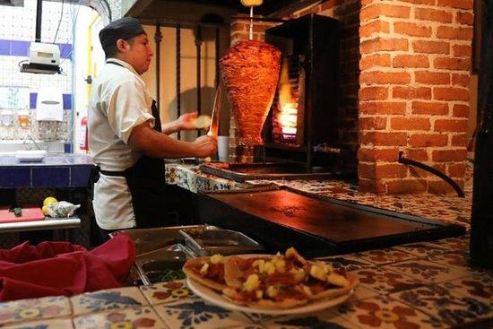 Tour guiado de comida mexicana con...