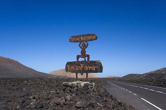 Lanzarote Timanfaya Vulkan Ausflug