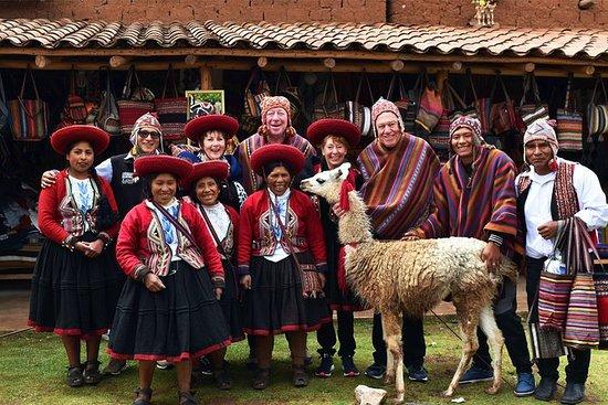 Små gruppe Sacred Valley of Cusco og...