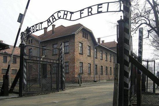 Viagem de meio dia a Auschwitz...