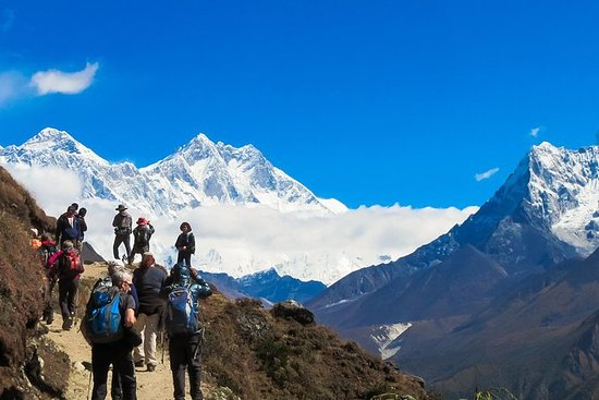 Scenic Everest Experience Mountain...