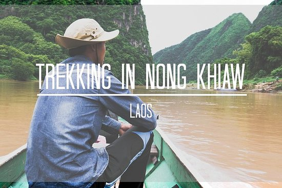 Laos, Nong Khiaw: The 100 waterfalls adventure trek, boat ride and...