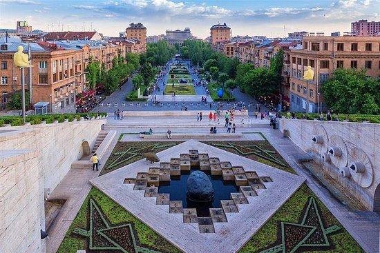City Tour en Ereván