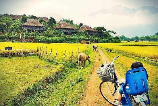 Tour de un día al Valle de Mai Chau...