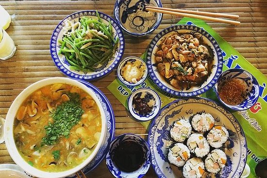 Hue Vegetarian food tour - Hue...