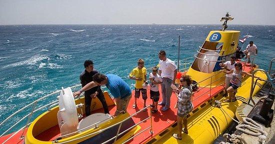 Hurghada Sindbad U-Boot: 3-stündige...