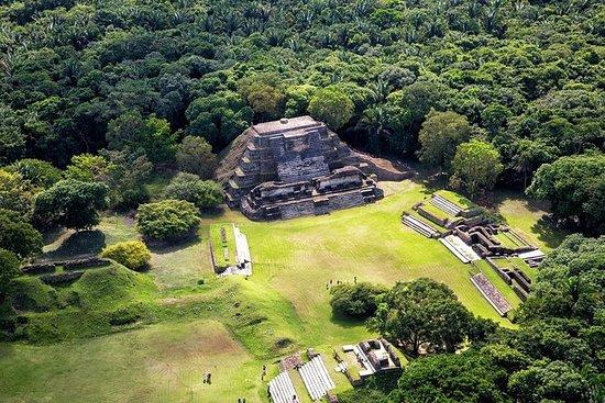 Altun Ha Maya Templos y ZipRio