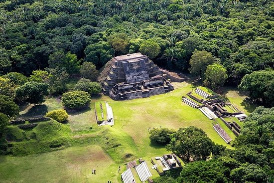 Altun Ha Maya Temples & ZipRio