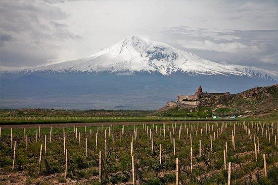 Armenia Day Tour from Yerevan