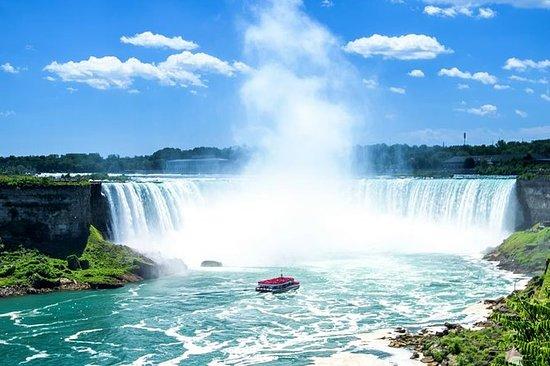 Niagara Falls Tour with Cruise