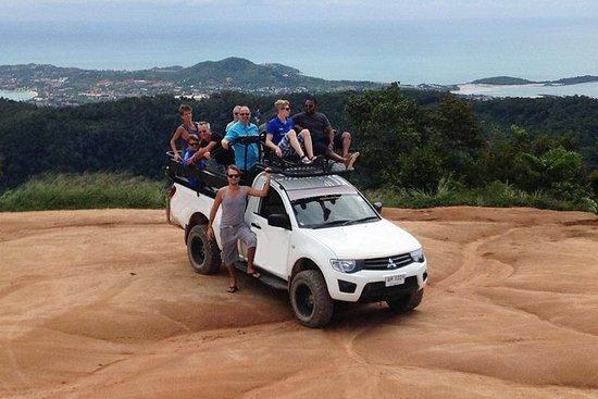 Jeep Safari - Dschungel und...