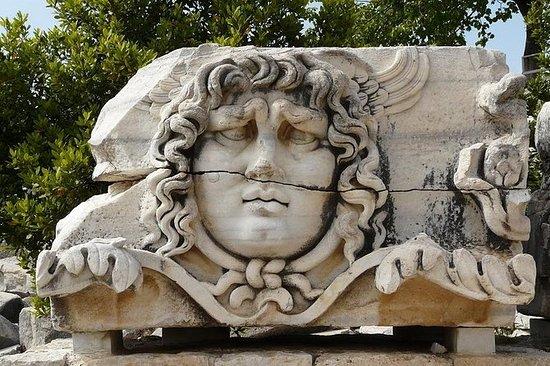 Priene, Miletos og Didyma Tour fra...