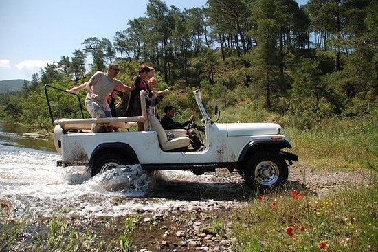 Fethiye Jeep Safari Tour inkludert...