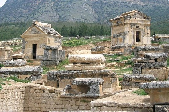 Pamukkale Day Tour From Fethiye