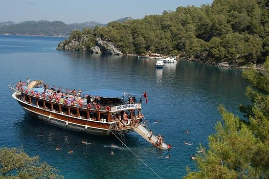 12 Insel Tour von Fethiye